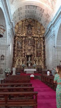 Poio, Espanha: Capilla