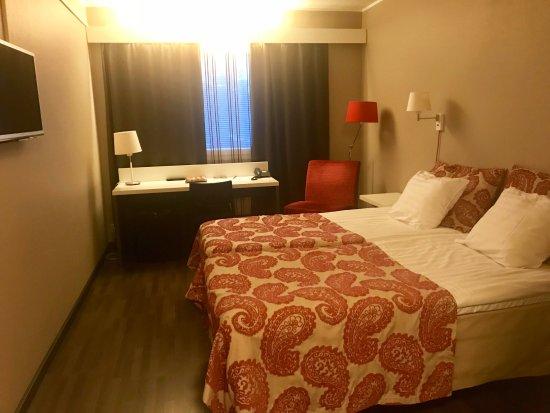กะยานี่, ฟินแลนด์: Room
