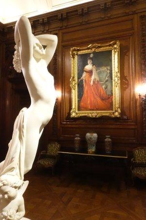 Museo Nacional De Arte Decorativo: At the entrance