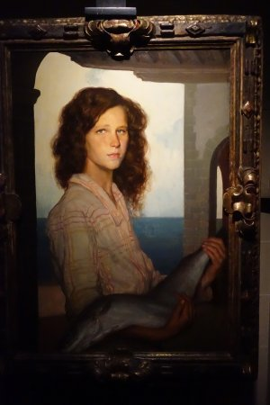 Museo Nacional De Arte Decorativo: The Fisherman's Daughter
