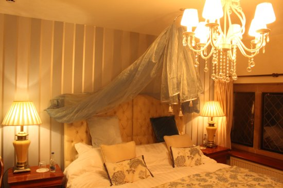 Bath Lodge Castle: Lovely room. Fittings all high quality.