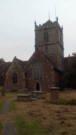Church Stretton, UK: Lovely church with hidden gems inside !!