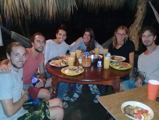 Santa Cruz, Nikaragua: Un aliento bueno y varato