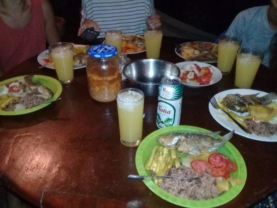 Ривас, Никарагуа: Un comedor super bien
