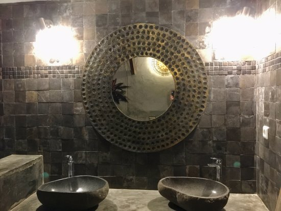 Undercover Stone Basins And Vanity Area