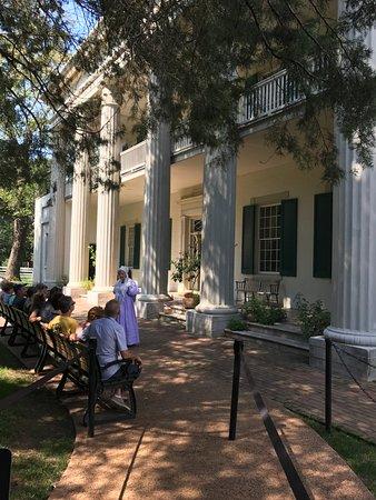 Andrew Jackson's Hermitage : Andrew Jackson's Home