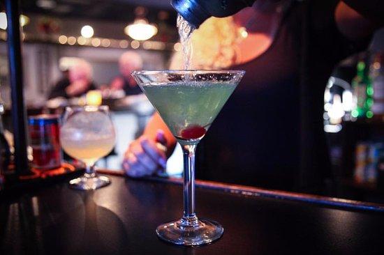 Sylvan Lake, MI: Our famous martinis!