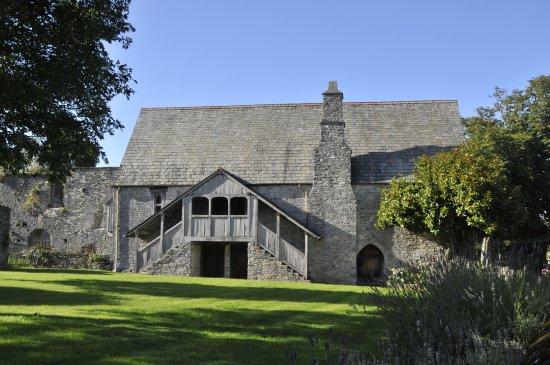 Buckfast abbey outbuilding