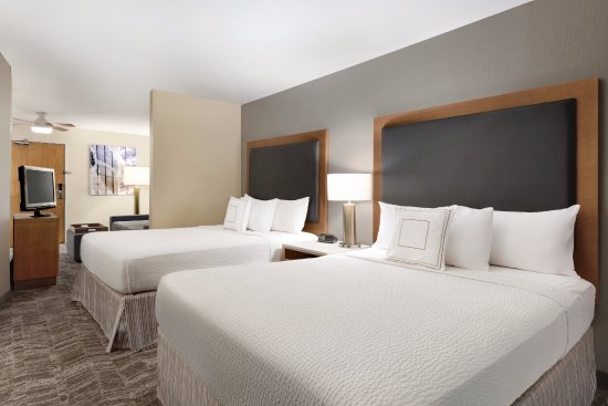 SpringHill Suites Phoenix North: Queen/Queen Studio Suite