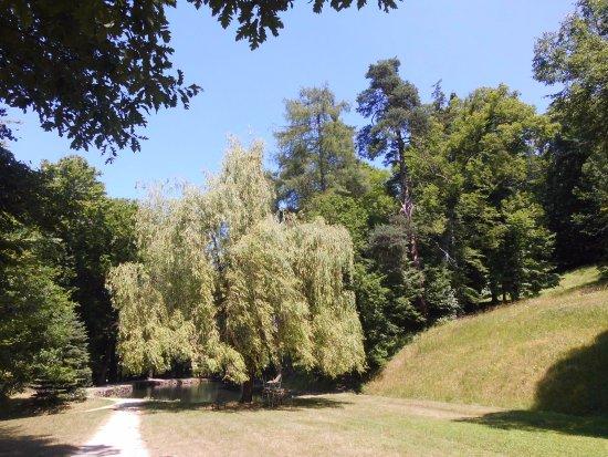 Svaty Anton, Σλοβακία: Park