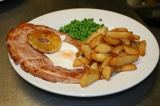 Ceredigion, UK: Gammon