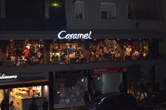 Caramel Cafe Lounge