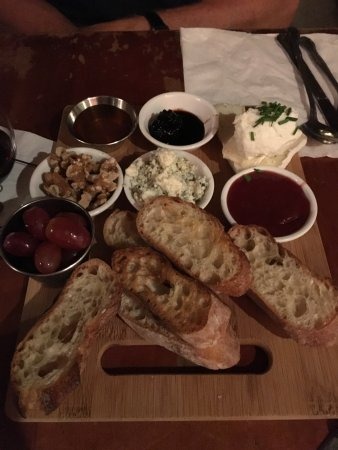 Tryst Coffee House and Bar: Cheese Board