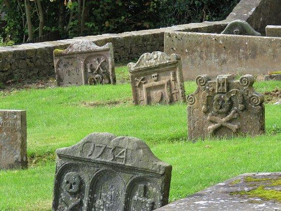 Clackmannan, UK: quite remarkable stones