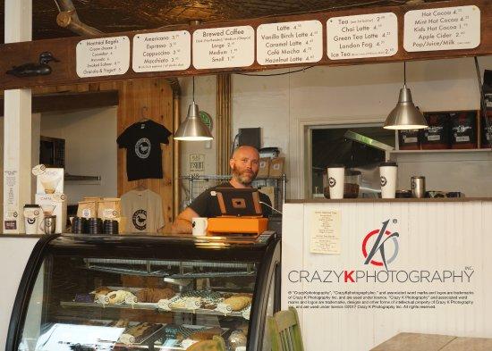 Sackville, Καναδάς: Counter where you order!