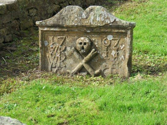 Clackmannan, UK: early 18th century