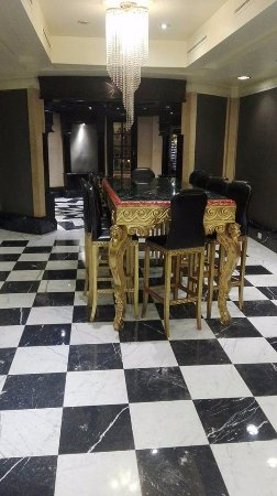 Panamericano Buenos Aires Hotel: sector de star