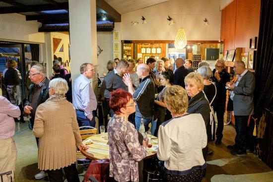 Te Awanga, Νέα Ζηλανδία: an evening function