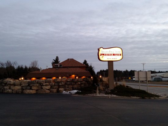 Branding Iron Supper Club - Wisconsin Rapids WI - Old Fashioned Supper Club - Delicious Food - P