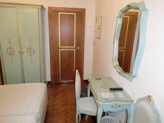 Hotel Serenissima: メルヘンチックなお部屋
