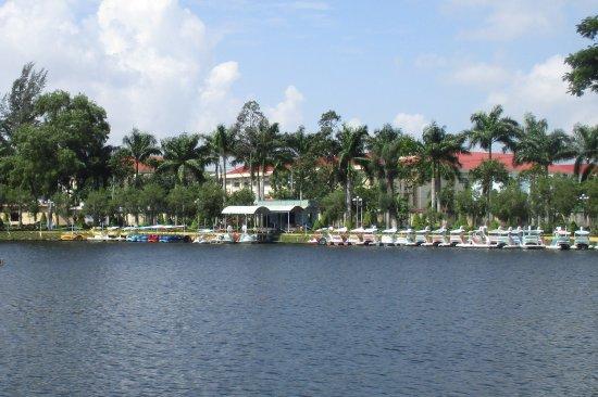 Fresh Water Lake