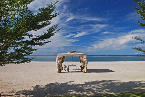 Daanbantayan, Philippines: Special romantic dining option