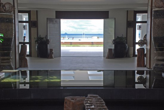 Daanbantayan, Philippines: Common area in the main building