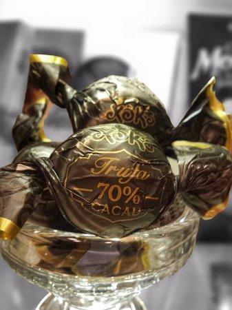 Lucas do Rio Verde, MT: Chocolate 70%
