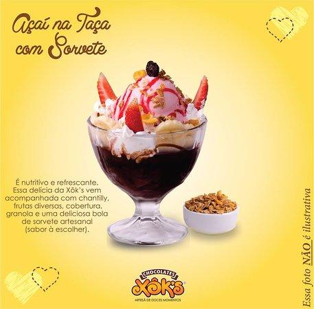 Lucas do Rio Verde, MT: Nutritivo e refrescante.