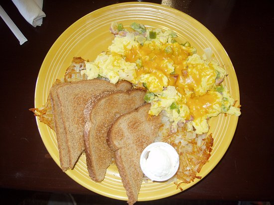 Sutherlin, OR: Breakfast Scramble