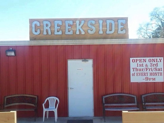 Fort Valley, GA: Creekside Catfish & Caterers