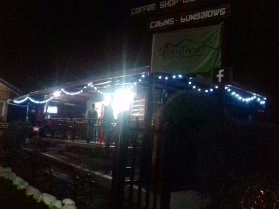 Cerro Punta, Panamá: Coffee Shop