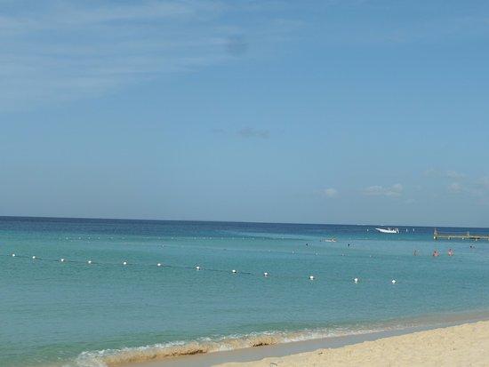 Public beach of Dominicus at Bayahibe : Playa Pública