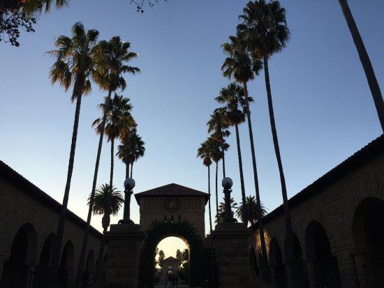 Palo Alto, Kalifornien: 史丹福大學