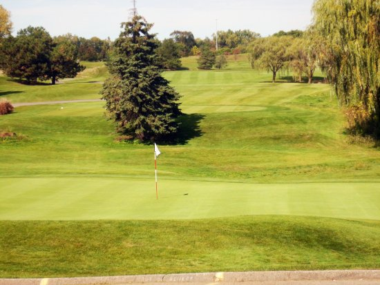 Taylor Meadows Golf Club, Taylor, MI, course