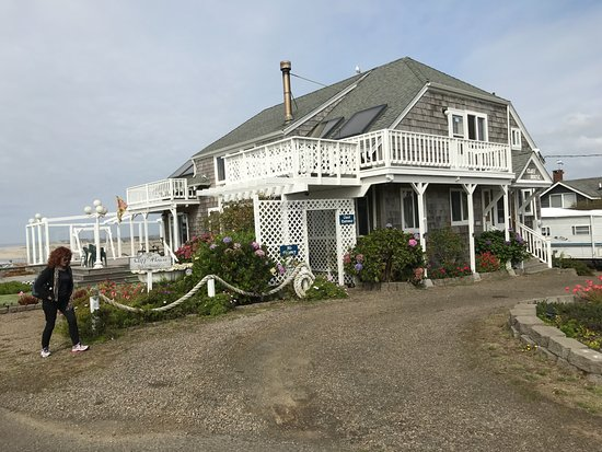Waldport, OR: The Cliff House Bed & Breakfast