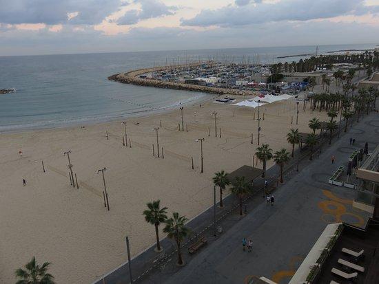 Renaissance Tel Aviv Hotel: View from room #207