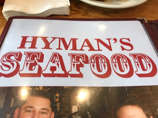 Hyman S Seafood Restaurant Reviews