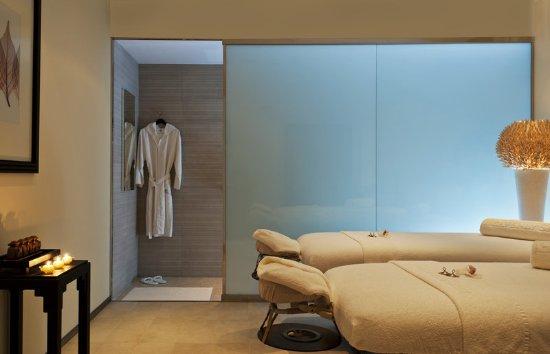 The Westin Dubai Mina Seyahi Beach Resort & Marina: Heavenly Spa - Couples Treatment Room
