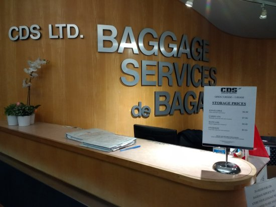 CDS Baggage