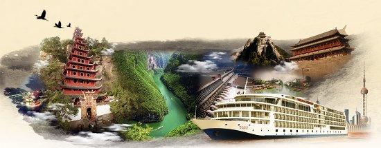 Chongqing, Kina: Yangtze Cruise