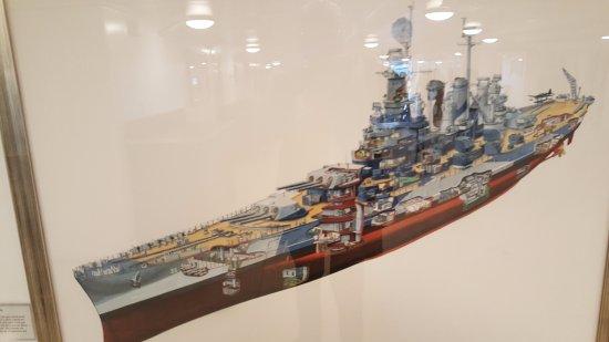 diagram picture of battleship north carolina wilmington. Black Bedroom Furniture Sets. Home Design Ideas