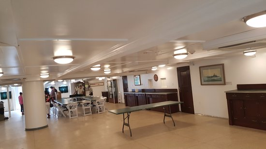 Ward Room Picture of Battleship NORTH CAROLINA Wilmington