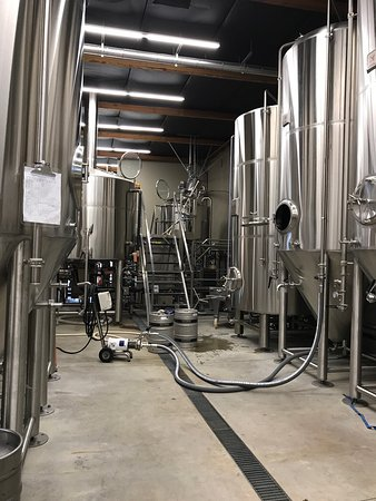 Diamond Springs, Californië: Solid Ground Brewing