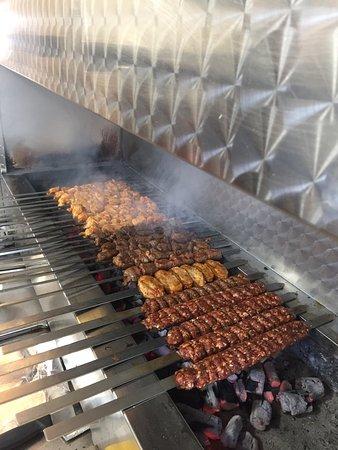 Brackley kebab house