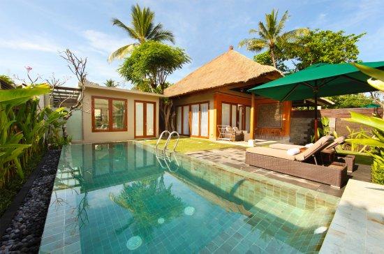 Legian Beach Hotel: Premier Pool Villa