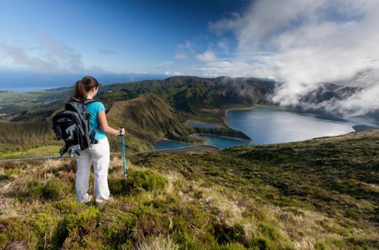 Lake Fogo Sao Miguel Hiking Tour from