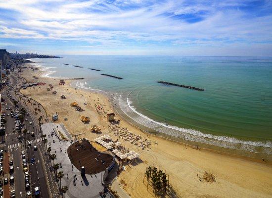 Sheraton Tel Aviv Hotel: View from Property