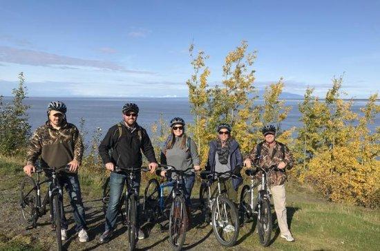 Anchorage Bike- und Brauerei-Tour