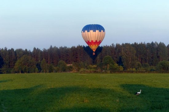 Hot Air Balloon Flight Over Sigulda ...